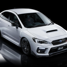 Новая модель Subaru WRX STI Limited Edition