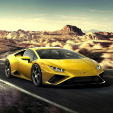 Так рождается Lamborghini Huracan Evo