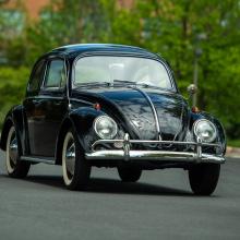 Max Beetle - представитель Volkswagen