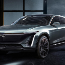 Почему Cadillac назвал свой первый электро-кар Lyriq
