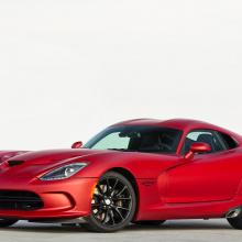 Dodge Viper GTS обновлен для 2020 года