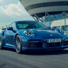 2021 Porsche 911 Turbo дебютирует с 572 л.с.