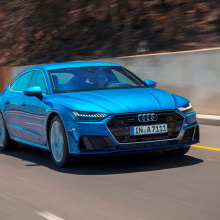 Audi A7 Sportback получает длинную колесную базу
