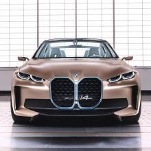 У BMW совершенно новый подход к созданию электромобилей