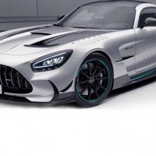 Mercedes-AMG GT Black Series P One Edition - это запретный плод