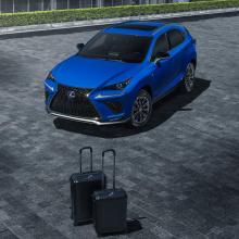 2021 Lexus NX Hybrid получает стильный новый специальный выпуск