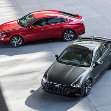 2021 Hyundai Sonata получает обновление