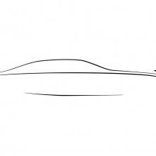 Новый Rolls-Royce Ghost - первый тизер