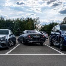2021 Mercedes-Benz S-Class получает новые технологии безопасности!