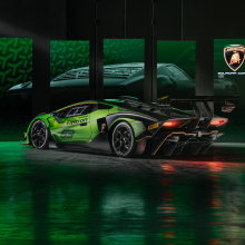 Представлен Lamborghini Essenza SCV12 - только для трека