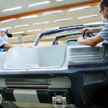 GMC Hummer - электрический грузовик и внедорожник, который выйдет этой осенью