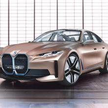 BMW хочет заменить руль джойстиками