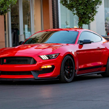 Новый 800 л.с. Mustang Shelby GT500SE от Shelby American