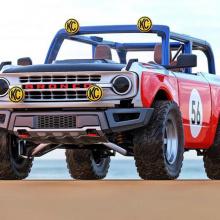 Это специальная версия Bronco Ford Performance должна быть построена