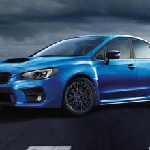 Subaru WRX Club Spec получает обновления от STI