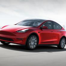 Более дешевая версия Tesla Model Y скоро появится