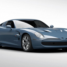 Новый Zagato - итальянский GT с сердцем Корвета