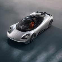 Представлен суперкар Gordon Murray T.50 - весом 986 кг и стоимостью 3 млн долларов