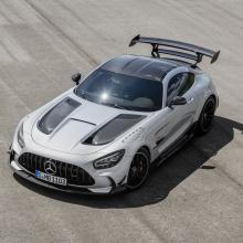 Новый член семейства AMG GT - GT Black Series - уже в продаже