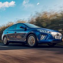 Hyundai IONIQ назван лучшим семейным электромобилем