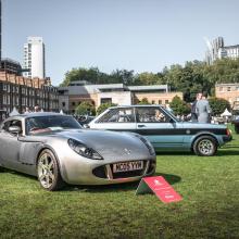 London Concours 2020 - одно из немногих автомобильных шоу в 2020 году