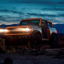 Знаменитый дизайнер BMW X5 оценил новый Ford Bronco