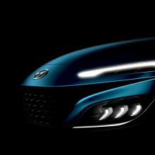 Новый Hyundai Kona будет выглядеть потрясающе