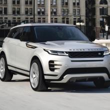 Встречайте флагманский 2021 Range Rover Evoque Autobiography