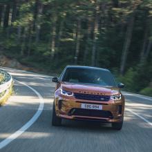Представлен 2021 Land Rover Discovery Sport Black Edition с мощностью почти 300 л.с.