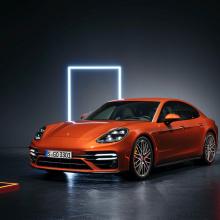 2020 Porsche Panamera получает рестайлинг и доработанное шасси