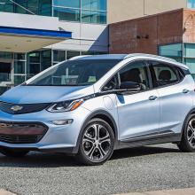 Chevrolet выпустит конкурента Tesla Model Y