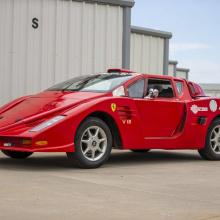 Худший в мире Ferrari Enzo выставлен на продажу