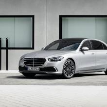 Представлен новый Mercedes-Benz S-Class - седьмое поколение