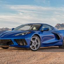 Хорошие новости для всех, кто хочет новый Corvette