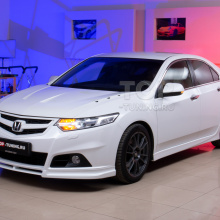 Тюнинг для Honda Accord 8 в обвесе Modulo