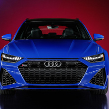 2021 Audi RS6 Avant RS Tribute Edition чествует легенду