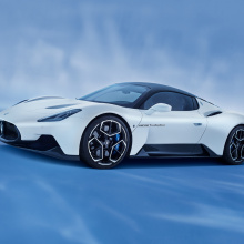Представлен новый суперкар Maserati MC20