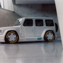 Проект Gelandewagen - Mercedes-Benz G-Class Вирджила Абло
