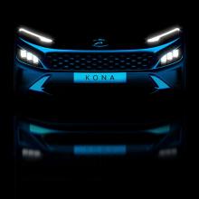 Hyundai Motor анонсировал новые кроссоверы Kona и Kona N Line