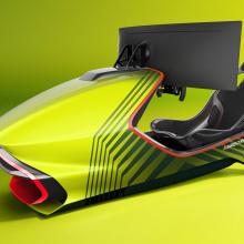 Новый гоночный симулятор Aston Martin стоит дороже, чем ваша машина