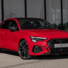 2022 Audi S3 выйдет в следующем году с мощностью более 300 л.c.