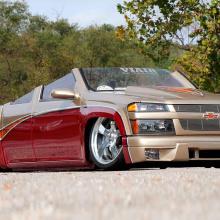 Chevrolet Colorado без крыши - это произведение искусства