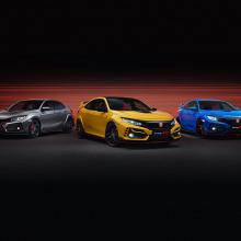 Подтверждены цены на расширенное семейство 2020 Civic Type R