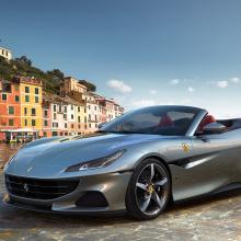 Ferrari Portofino M - технический фейслифтинг итальянского родстера