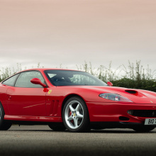 Старый Ferrari 550 Maranello Ричарда Хаммонда продается по удивительной цене
