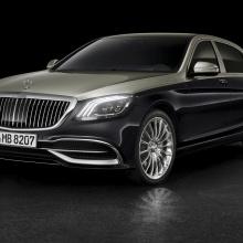 Люксовый бренд Maybach построит соперника Rolls-Royce Wraith