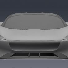 Секретный проект суперкара Jaguar
