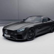 2021 Mercedes-AMG GT получает больше мощности и новую специальную версию