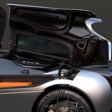 T.50 Гордона Мюррея хранит секрет автомобилей будущего