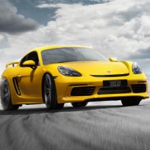 Вот как превратить Porsche 718 Cayman в GT4